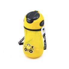 Bidon ze słomką Bernard żółty TRUA-0297