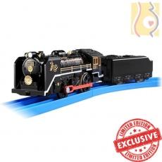 Parowóz muzealny C58 1 Kyoto Railway Museum