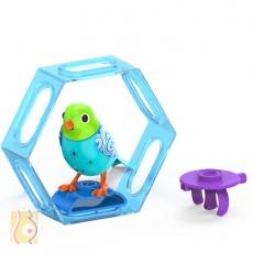 Digibirds Ptaszek w ramce Amber S88023/1