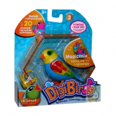 Digibirds Ptaszek w ramce Gemma S88315/15