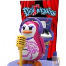 DigiPenguins na scenie Taylor różowy S88347/46