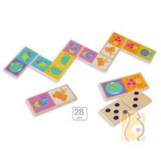 Domino dwustronne BKN-8528