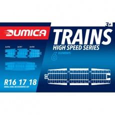 Dumica 20328 Zestaw przejściówek TrackMaster R16/R17/R18