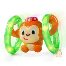 Fikająca małpka - roller 52181
