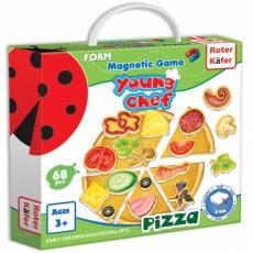 Gra magnetyczna Pizza