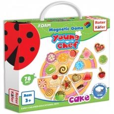 Gra magnetyczna Tort