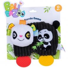 Gryzak panda Emma z lusterkiem DD80483
