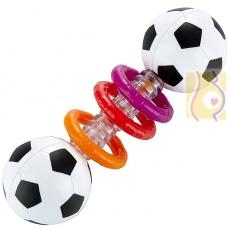 Grzechotka piłka nożna S-80067
