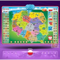 Interaktywna Mapa Polski DD61171