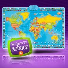 Interaktywna Mapa Świata DD60853