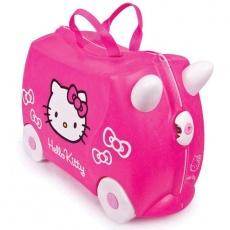 Jeżdżąca walizeczka Hello Kitty różowa TRU-0131