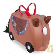 Jeżdżąca walizeczka koń Bronco TRU-0183