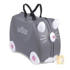 Jeżdżąca walizeczka kotek Benny TRU-0180