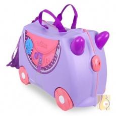 Jeżdżąca walizeczka kucyk Bluebell TRU-0185