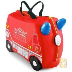 Jeżdżąca walizeczka wóz strażacki Frank TRU-0254