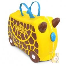 Jeżdżąca walizeczka żyrafa Gerry TRU-0265