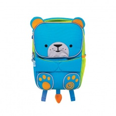 Plecak Bert niebieski TRUA-0325
