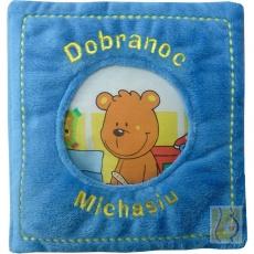 Książeczka dobranoc Michasiu BK1504