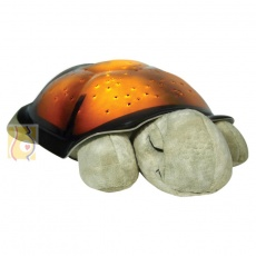 Lampka nocna Żółw brązowy Magiczne konstelacje CLTT-7323-ZZ