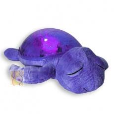 Lampka nocna Żółw podwodny fioletowy CLTT-7423-PRL