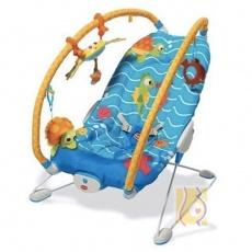 Leżaczek wibrujący Podwodny świat Tiny Love