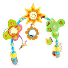 Łuk z zabawkami Słoneczny spacer