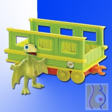 Mała z wagonikiem LC53002