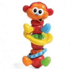 Małpka z gryzakiem