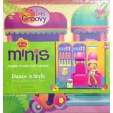 Minis domek dance style