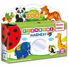 Mój mały świat magnesów Zoo
