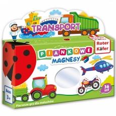 Mój mały świat magnesów Transport
