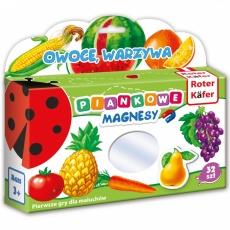 Mój mały świat magnesów Owoce i warzywa