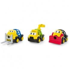 OBALL Go Grippers Pojazdy ekipa budowlana 3-pack 11469