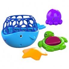 OBALL H2O Morskie zwierzatka do kąpieli 10068