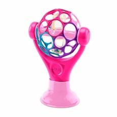 OBALL z przyssawką pink 81551