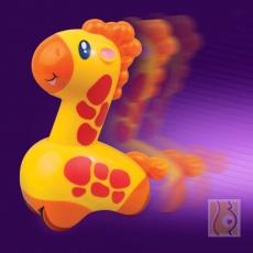Pędzące zwierzątka Żyrafa DD42980