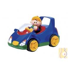 Pierwsi przyjaciele - Pierwszy samochód Tolka 89588