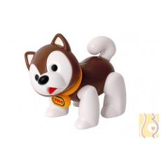 Pierwsi przyjaciele - Pies husky brązowy 87409
