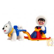 Pierwsi przyjaciele - Polarny zaprzęg 87422
