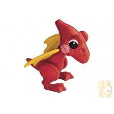 Pierwsi przyjaciele - Pterodactyl red 87365