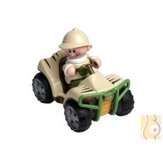 Pierwsi przyjaciele - Quad safari 87390