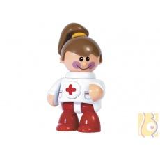 Pierwsi przyjaciele - Tola pielęgniarka 89951