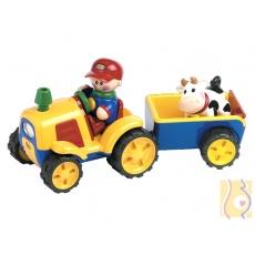 Pierwsi przyjaciele - Traktor Tolka z przyczepą 89746
