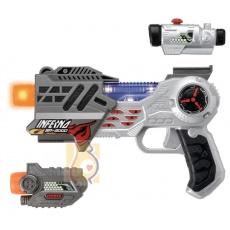 Pistolet Laser Blaster HK9217