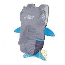 Plecak wodoodporny rekin szary TRUA-0101