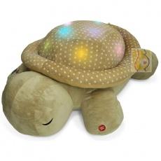 Pluszowa świecąca pufa żółw gigant CL-7238-TTL