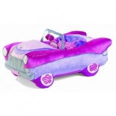 Pluszowy Samochód retro