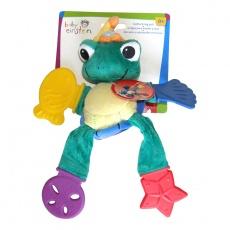 Pluszowy żółwik z gryzakami Baby Einstein 30754