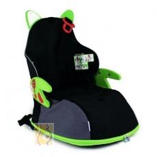 Podstawka podwyższająca i plecak 2w1 zielony TRUA-0041