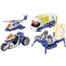 Policja - 4 pojazdy 85103